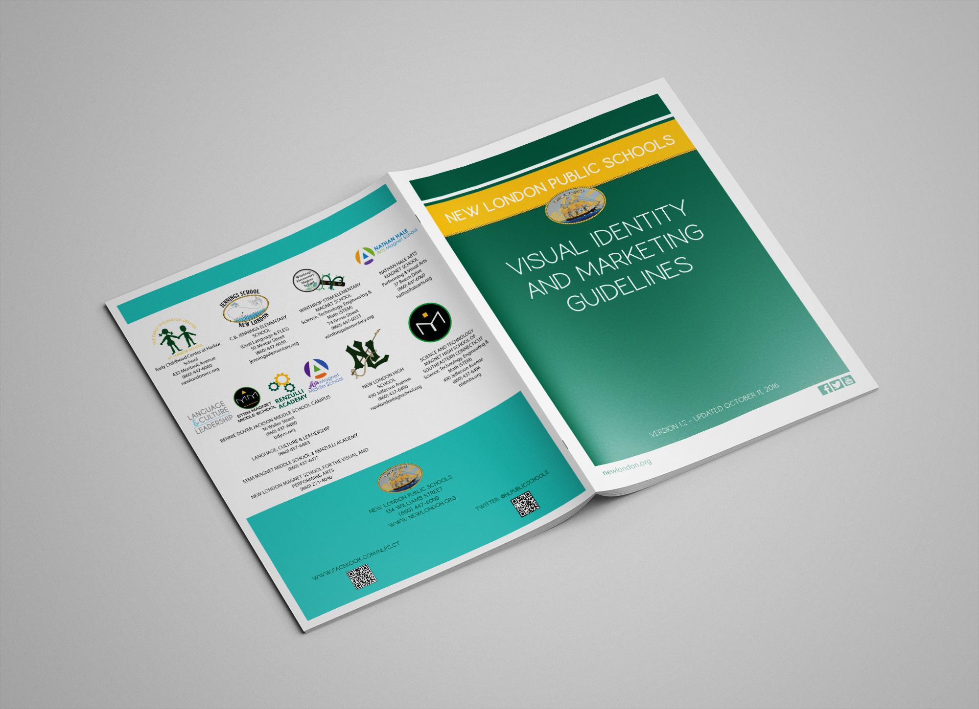 Informational Booklets – Lisa Bono Creative